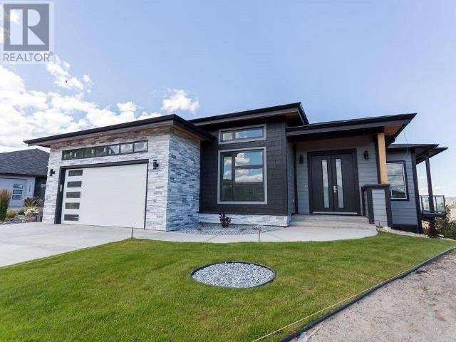 House for sale at 1380 Kinross Place Pl Kamloops British Columbia - MLS: 155640