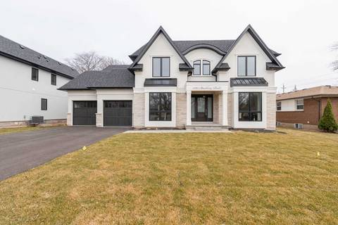 House for sale at 1380 Stanbury Rd Oakville Ontario - MLS: W4720303