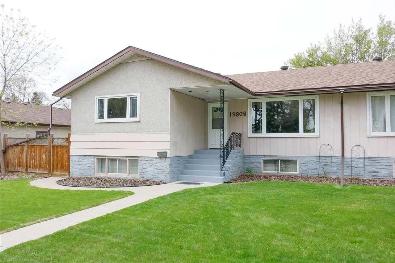 Townhouse for sale at 13808 119 Av NW Unit 13804 Edmonton Alberta - MLS: E4198892