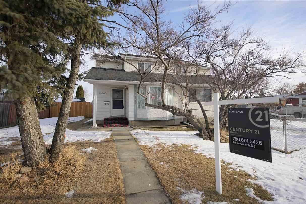 Townhouse for sale at 13805 119a St NW Edmonton Alberta - MLS: E4220063