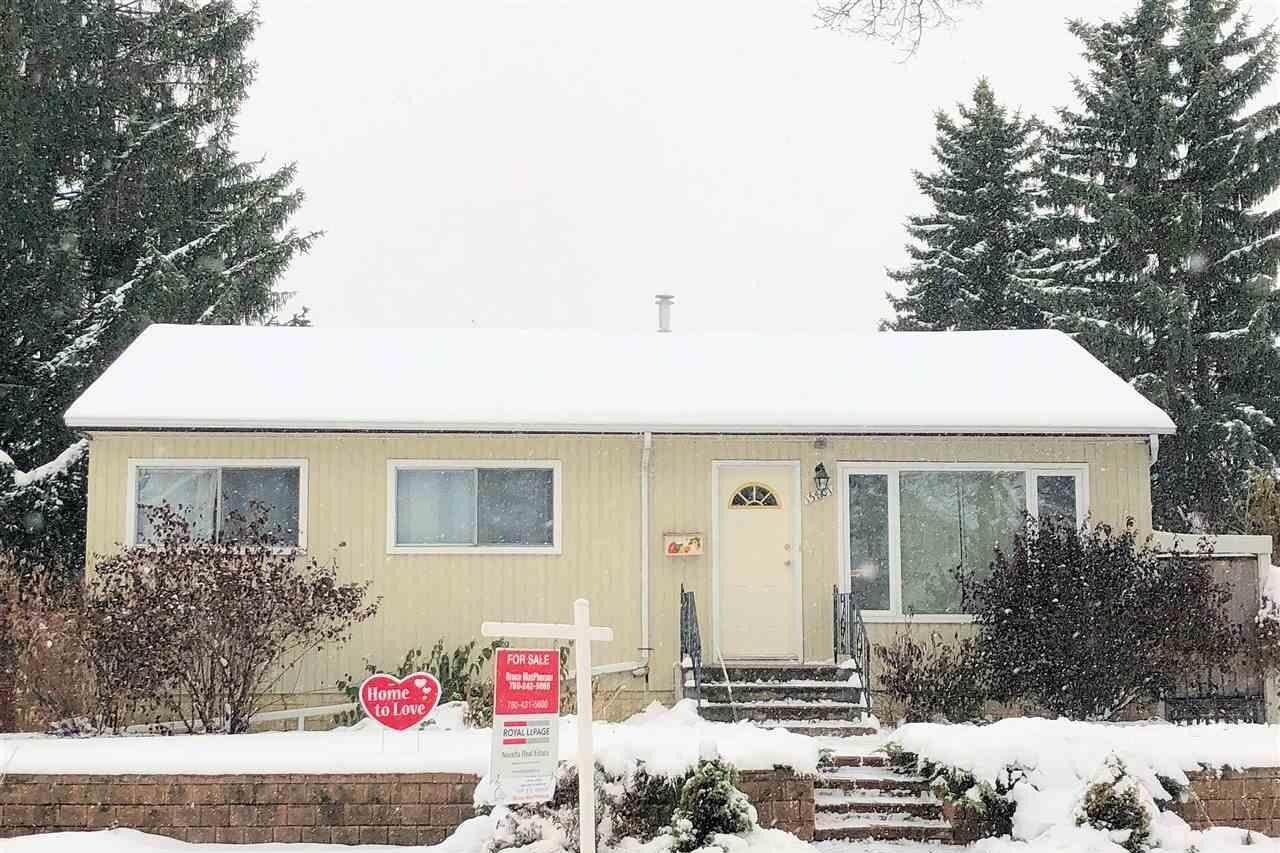 House for sale at 13807 110a Av NW Edmonton Alberta - MLS: E4219390