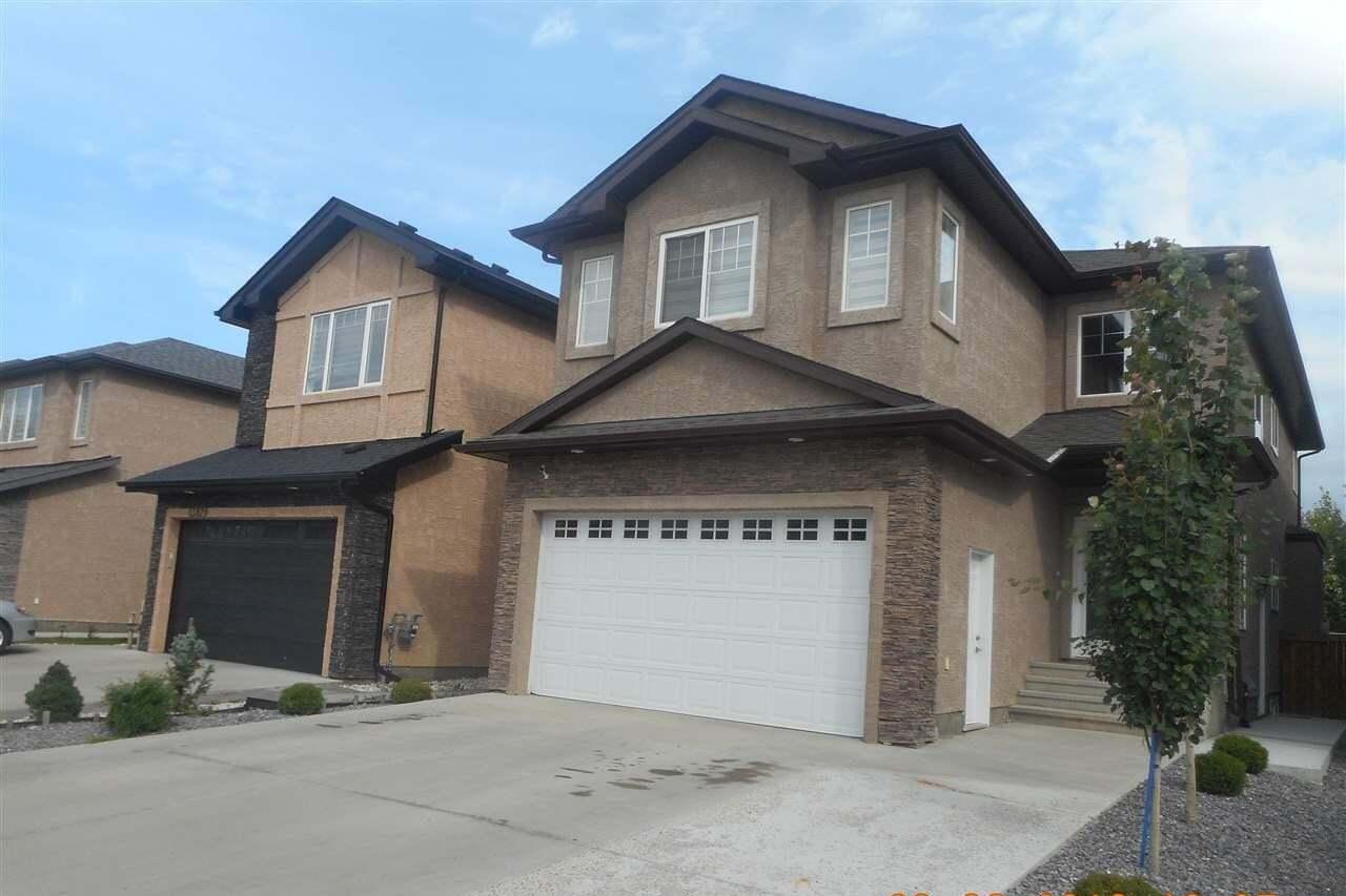 House for sale at 13816 163 Av NW Edmonton Alberta - MLS: E4199862