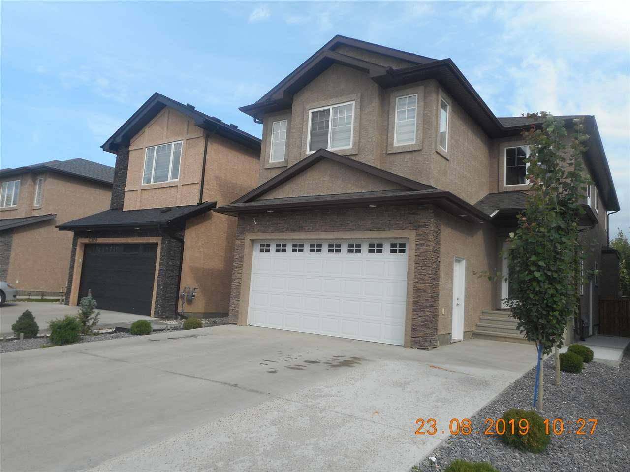 House for sale at 13816 163 Ave Nw Edmonton Alberta - MLS: E4171056