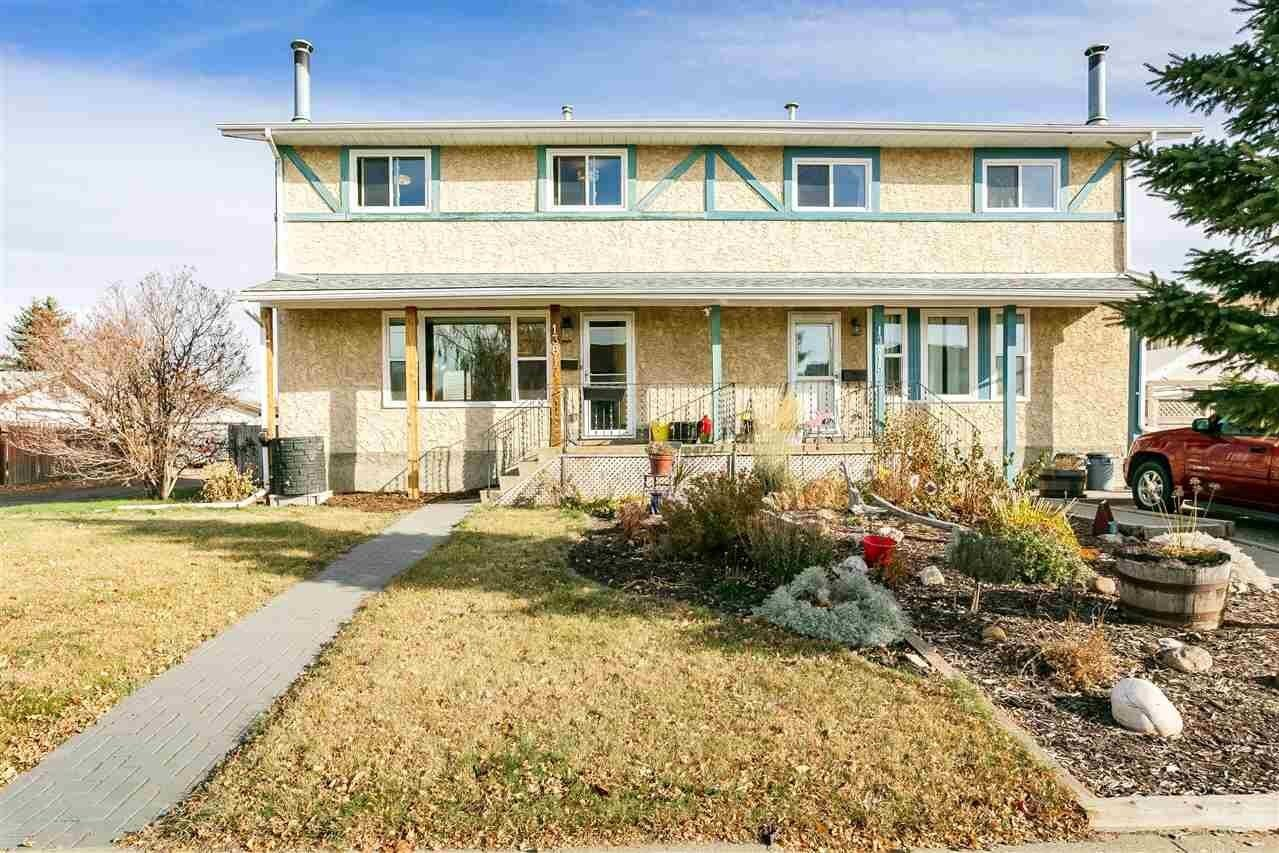 Townhouse for sale at 13817 118 St NW Edmonton Alberta - MLS: E4219384