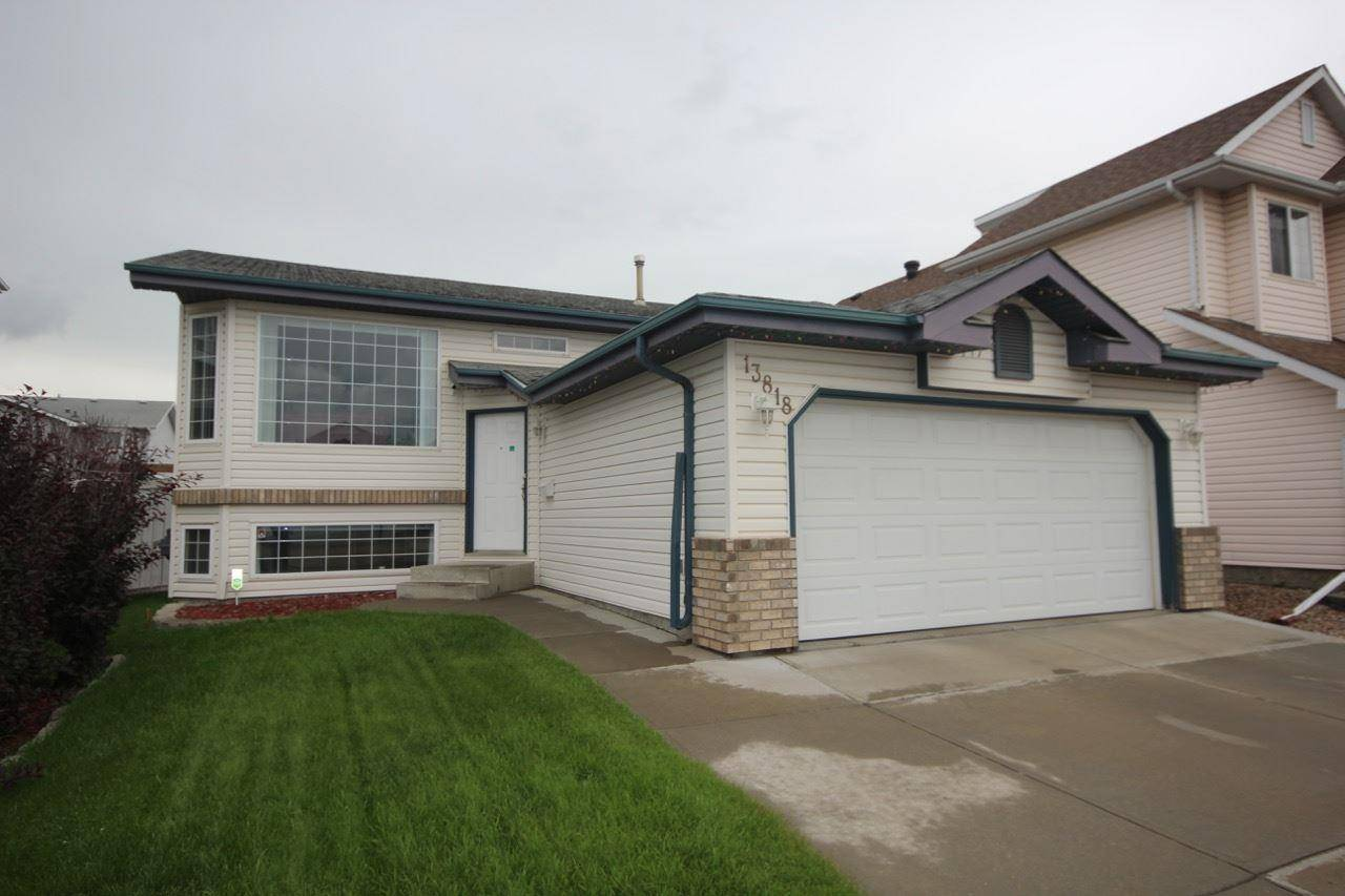 House for sale at 13818 130 Ave Nw Edmonton Alberta - MLS: E4167734