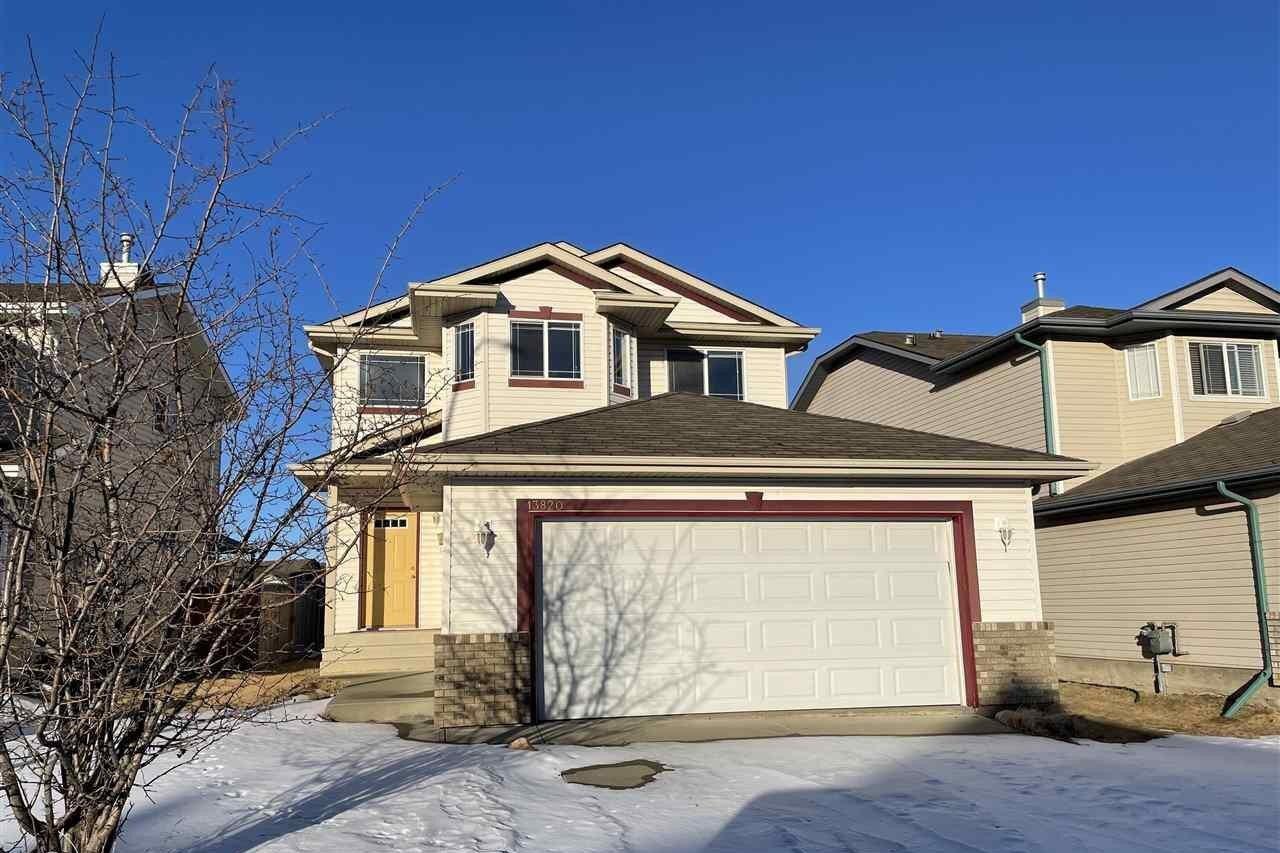 House for sale at 13820 158 Av NW Edmonton Alberta - MLS: E4225488