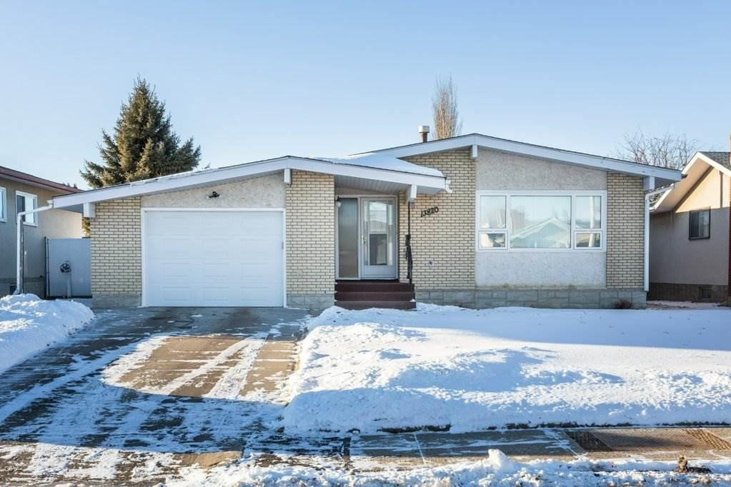 House for sale at 13820 87 St NW Edmonton Alberta - MLS: E4225046