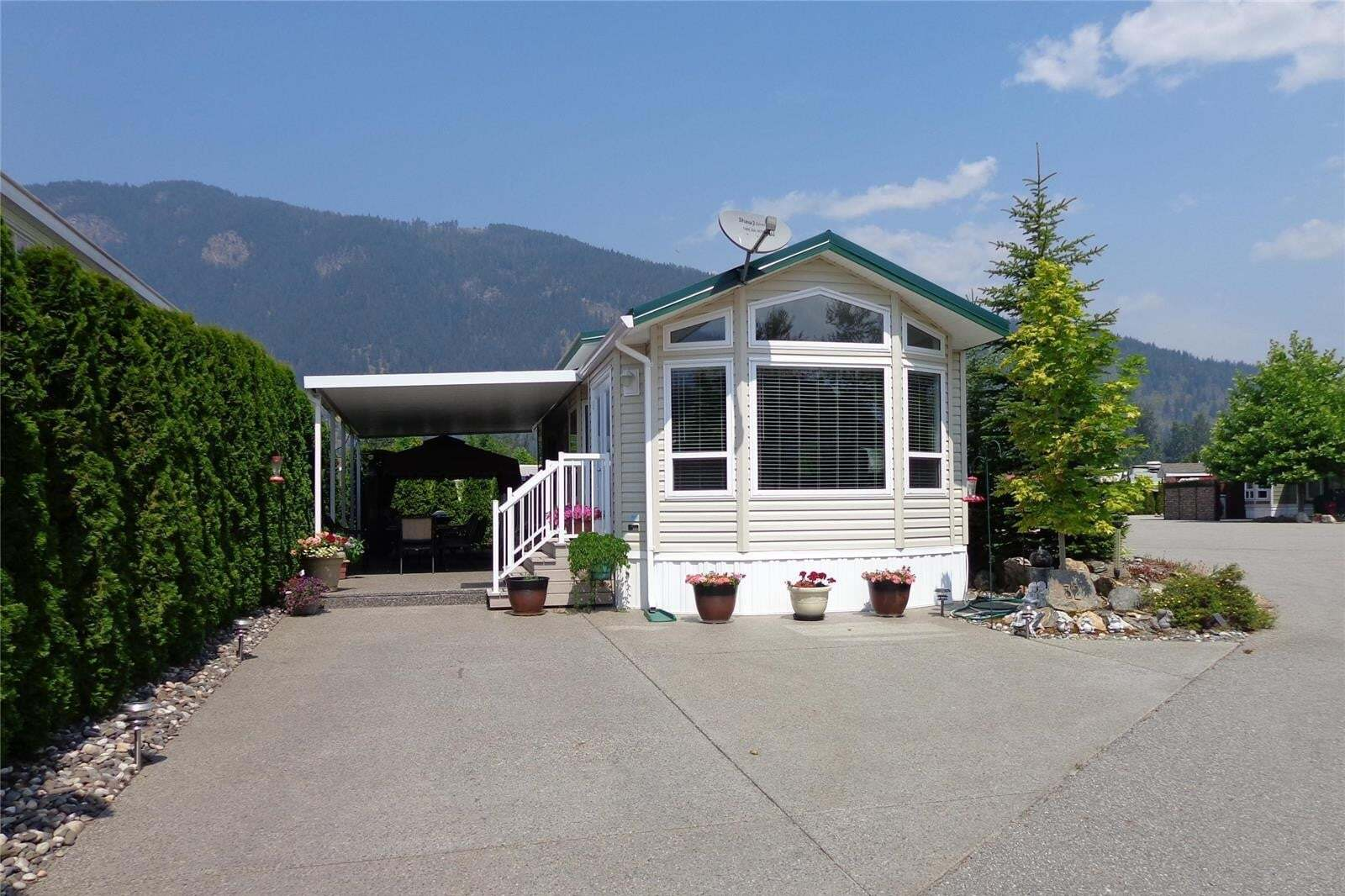 House for sale at 1383 Silver Sands Rd Sicamous British Columbia - MLS: 10205122