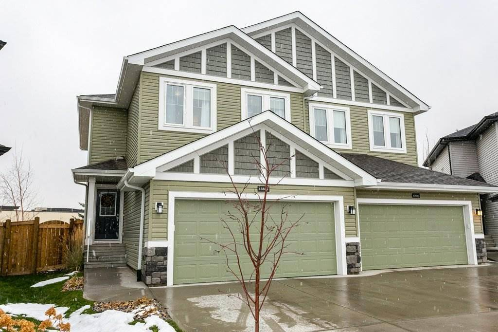 Townhouse for sale at 13831 138 Ave Nw Edmonton Alberta - MLS: E4191550