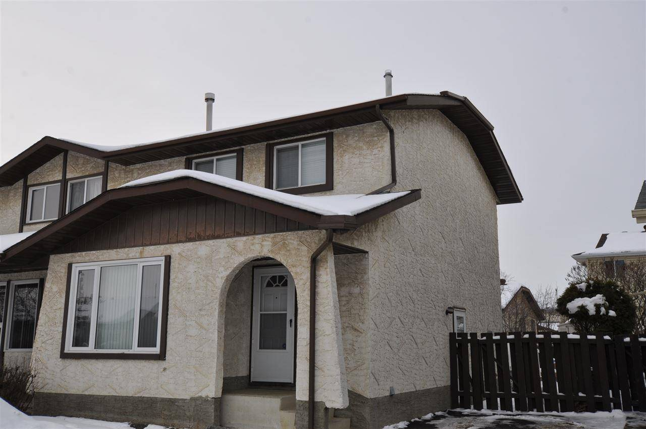 Townhouse for sale at 13847 114 St Nw Edmonton Alberta - MLS: E4186161