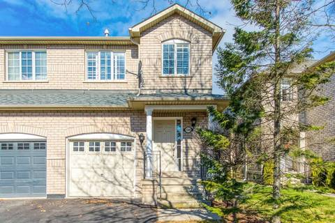 Townhouse for sale at 1385 Brookstar Dr Oakville Ontario - MLS: W4722139