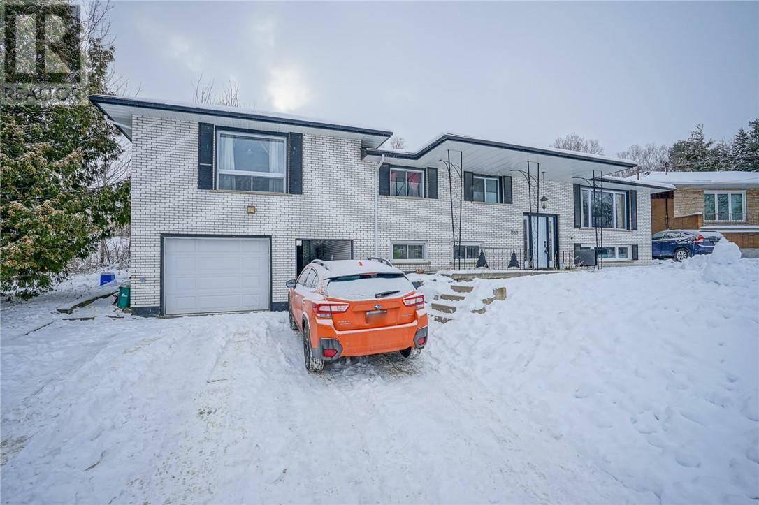 House for sale at 1385 Fernwood St Sudbury Ontario - MLS: 2083628