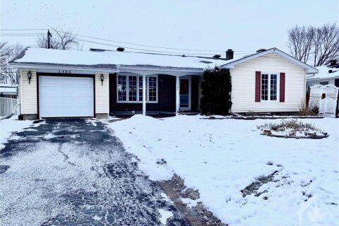 House for sale at 1385 Pebble Rd Ottawa Ontario - MLS: 1222736