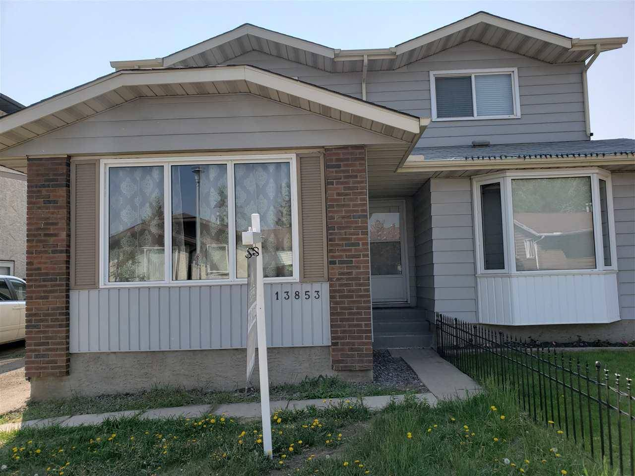 Townhouse for sale at 13853 114 St Nw Edmonton Alberta - MLS: E4156257