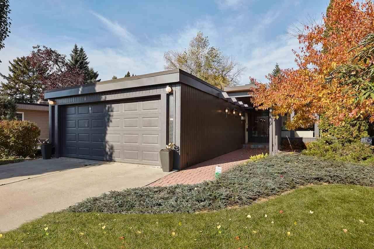 House for sale at 13858 Ravine Dr Nw Edmonton Alberta - MLS: E4175701