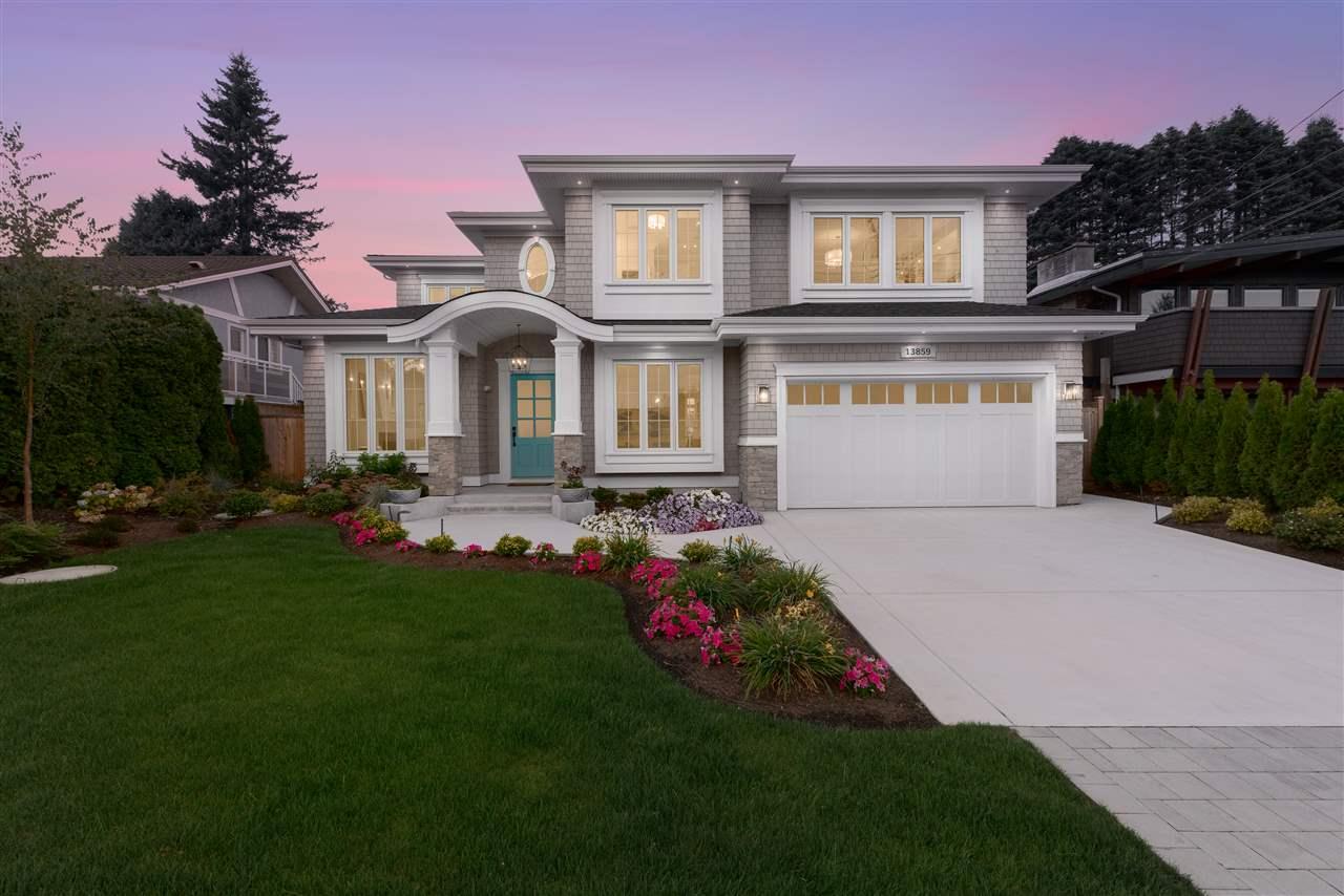 For Sale: 13859 Blackburn Avenue, White Rock, BC | 8 Bed, 7 Bath House for $2978000.