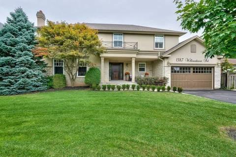 House for sale at 1387 Willowdown Rd Oakville Ontario - MLS: W4580468