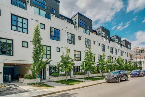 Townhouse for sale at 1719 9a St Southwest Unit 139 Calgary Alberta - MLS: C4276174