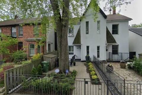 Townhouse for sale at 139 Amelia St Toronto Ontario - MLS: C4720617
