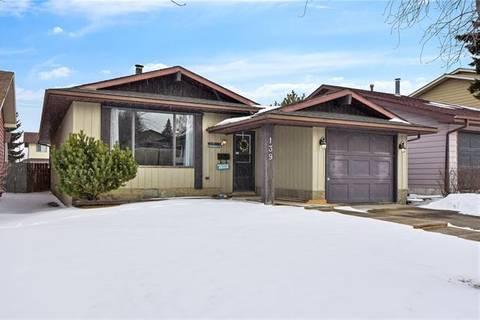 House for sale at 139 Bermuda Wy Northwest Calgary Alberta - MLS: C4291394