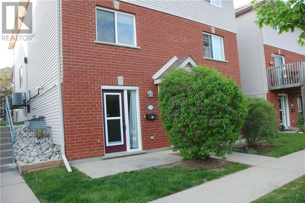 Townhouse for sale at 139 Brighton St Waterloo Ontario - MLS: 30808504