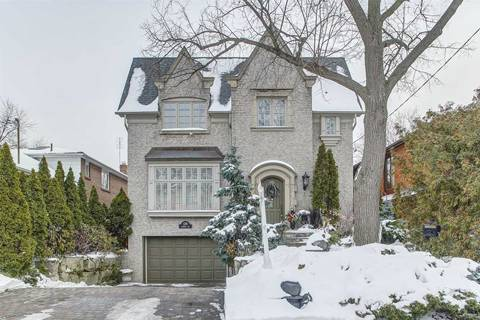 House for sale at 139 Cameron Ave Toronto Ontario - MLS: C4675282