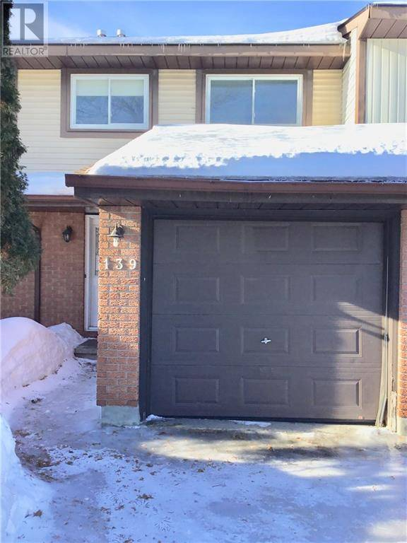Townhouse for sale at 139 Castlefrank Rd Ottawa Ontario - MLS: 1176598