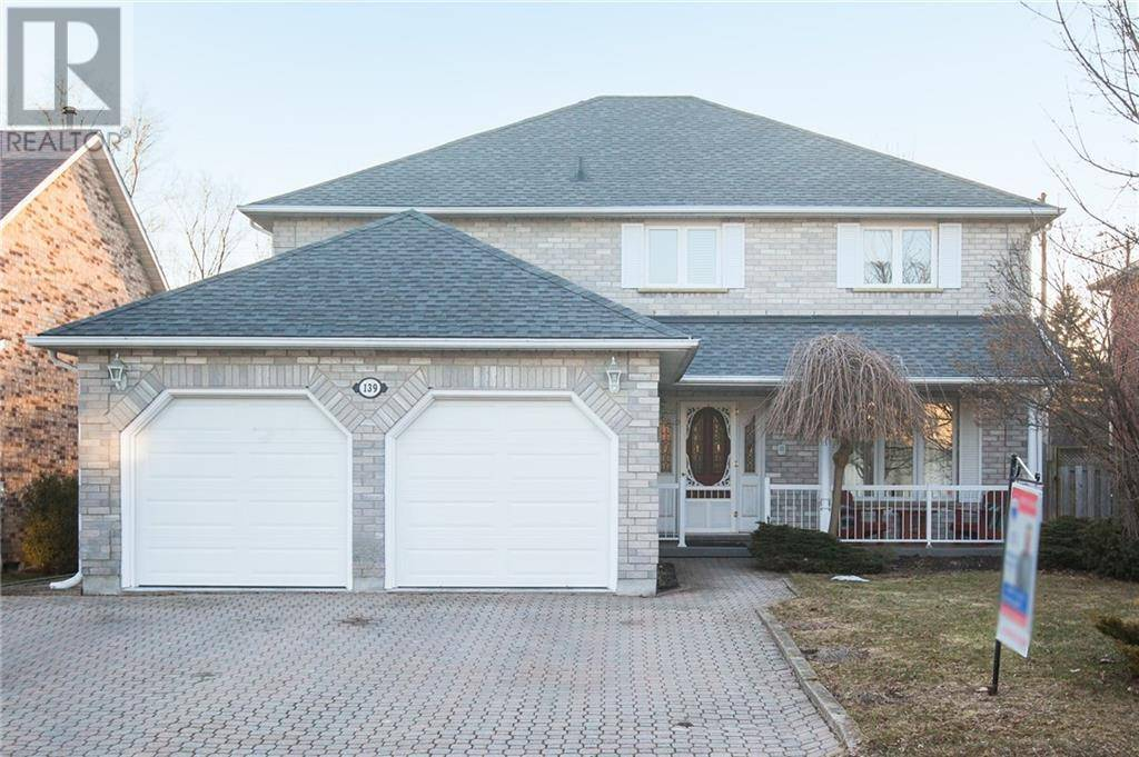 House for sale at 139 Cranston Ave Cambridge Ontario - MLS: 30798285