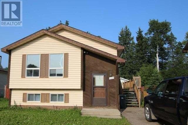 House for sale at 139 Fellers Ave Tumbler Ridge British Columbia - MLS: 186120