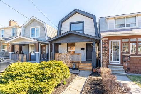 House for sale at 139 Glebemount Ave Toronto Ontario - MLS: E4736406