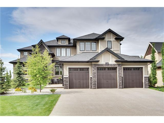 For Sale: 139 Hillside Terrace, Rural Rocky View County, AB | 5 Bed, 5 Bath House for $2,290,000. See 47 photos!