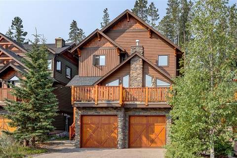 House for sale at 139 Hubman Landng Canmore Alberta - MLS: C4233149