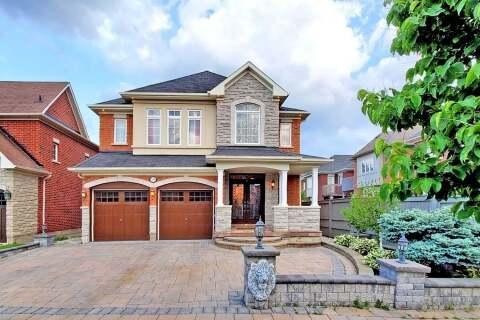 House for sale at 139 Israel Zilber Dr Dr Vaughan Ontario - MLS: N4790677