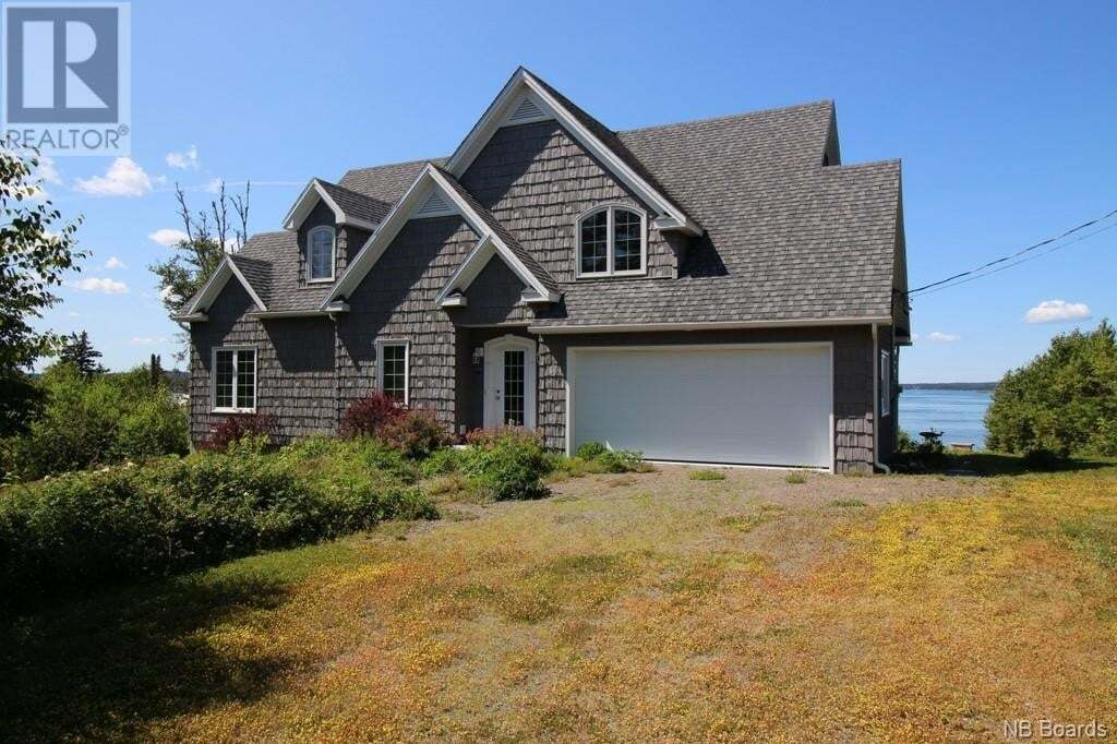 House for sale at 139 Lighthouse Rd Wilsons Beach New Brunswick - MLS: NB030728