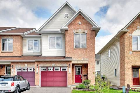 Townhouse for sale at 139 Marrissa Ave Ottawa Ontario - MLS: 1154019