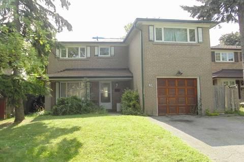 House for sale at 139 Merkley Sq Toronto Ontario - MLS: E4541957