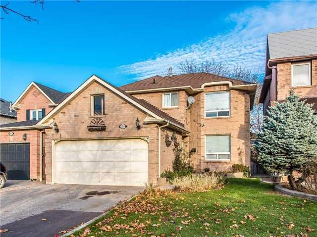 For Sale: 139 Mullen Drive, Ajax, ON   4 Bed, 4 Bath House for $745,000. See 20 photos!