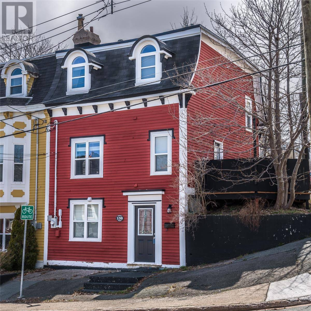 House for sale at 139 Patrick St St. John's Newfoundland - MLS: 1212363