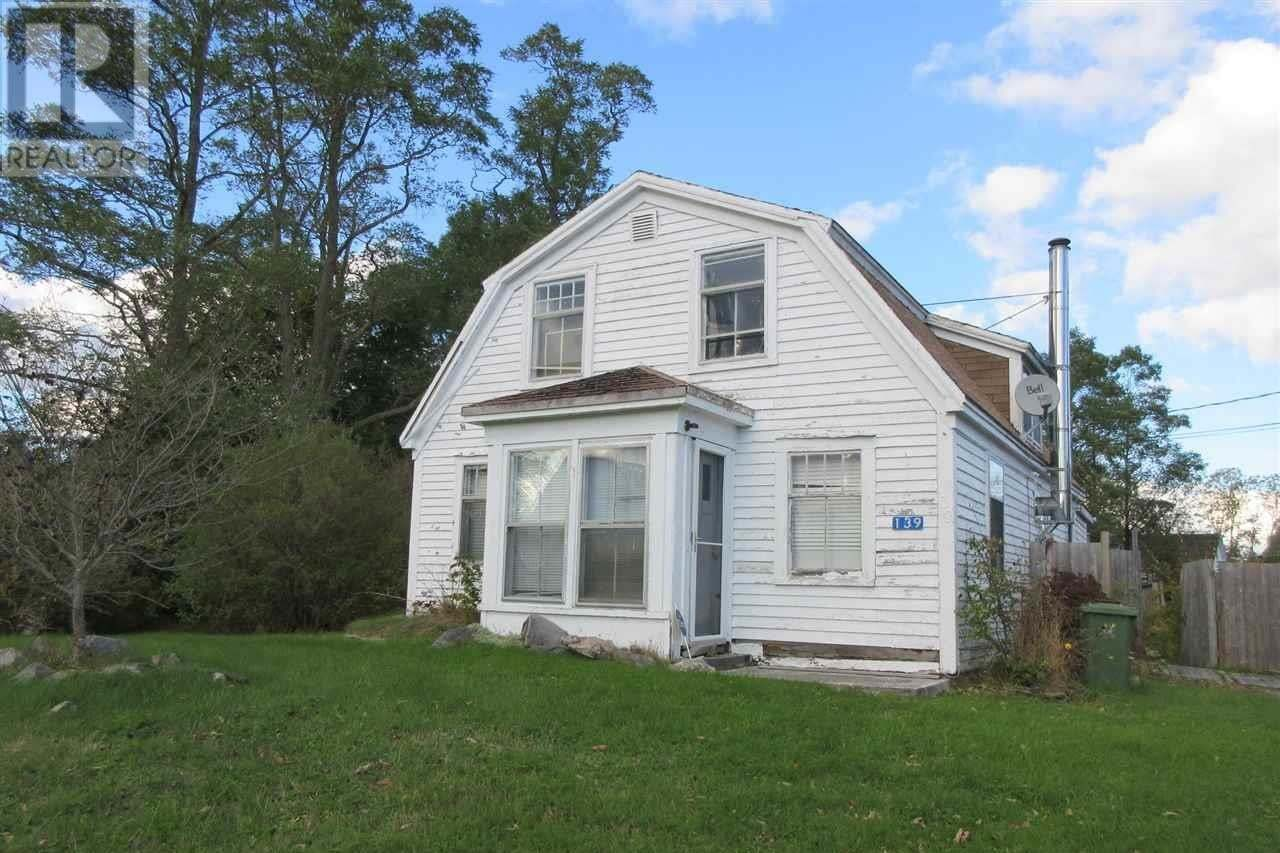 House for sale at 139 Payzant St Liverpool Nova Scotia - MLS: 201906226