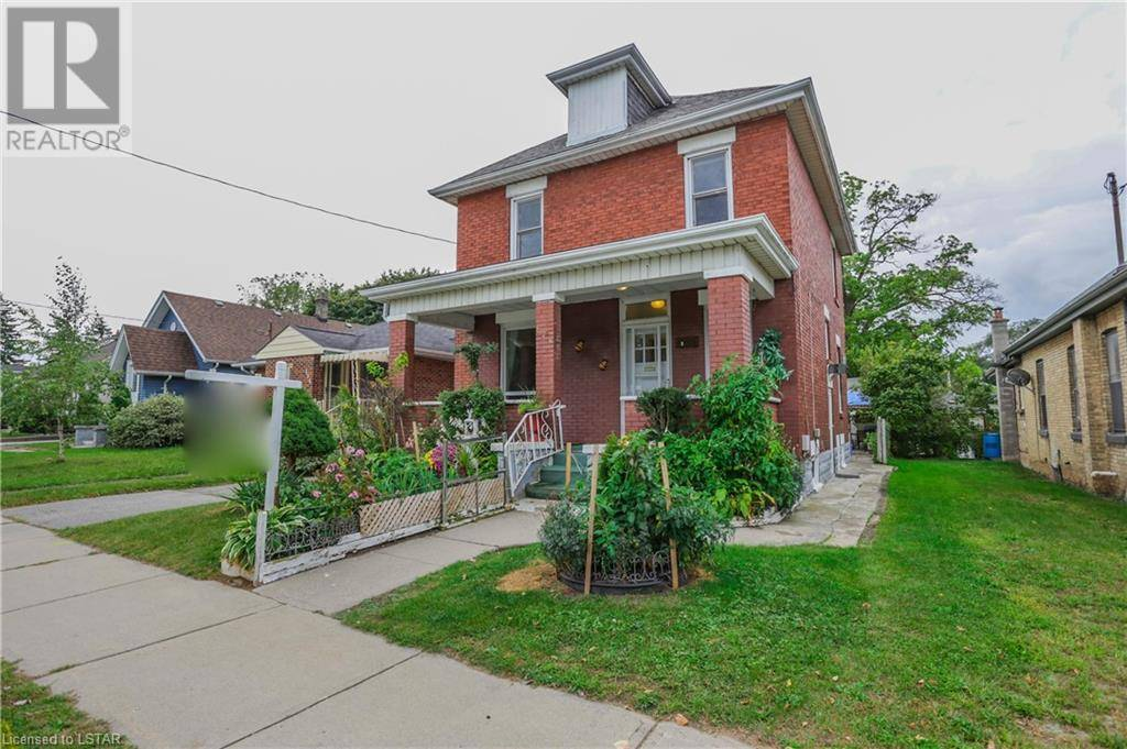 House for sale at 139 Price St London Ontario - MLS: 225087