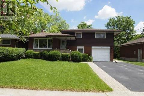 House for sale at 139 Ross Ave Kitchener Ontario - MLS: 30749357