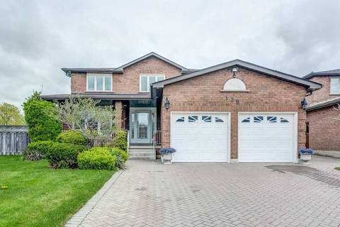 House for sale at 139 Saddle Tree Cres Vaughan Ontario - MLS: N4451722