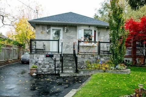 House for sale at 139 Scarboro Cres Toronto Ontario - MLS: E4637454