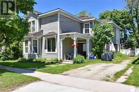 Townhouse for sale at 139 Second St Collingwood Ontario - MLS: 204699