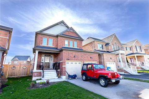 House for sale at 139 Webb St Bradford West Gwillimbury Ontario - MLS: N4461000