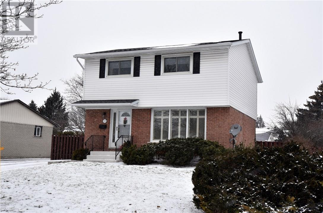 For Sale: 139 Woodlawn Avenue, Brantford, ON | 4 Bed, 2 Bath House for $399,900. See 28 photos!