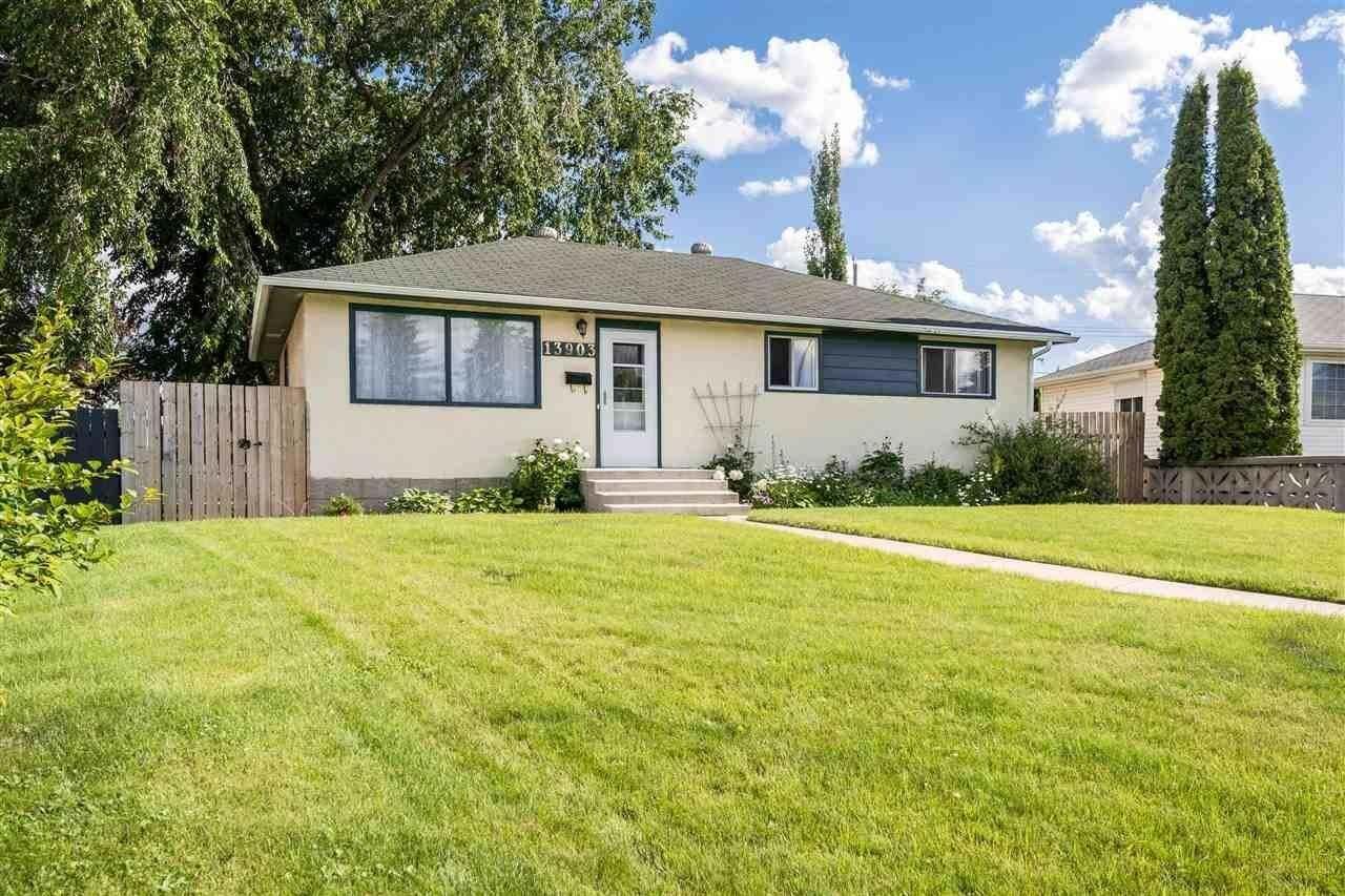 House for sale at 13903 135a Av NW Edmonton Alberta - MLS: E4205524
