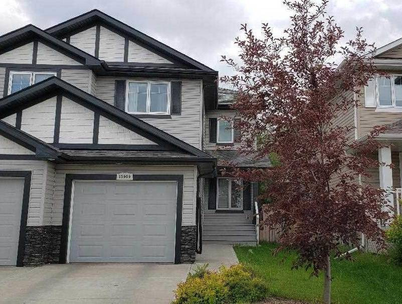 Townhouse for sale at 13909 164 Ave Nw Edmonton Alberta - MLS: E4177055