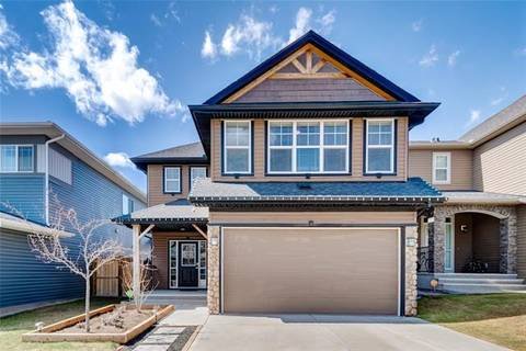 House for sale at 1391 Ravenscroft Wy Southeast Airdrie Alberta - MLS: C4241943
