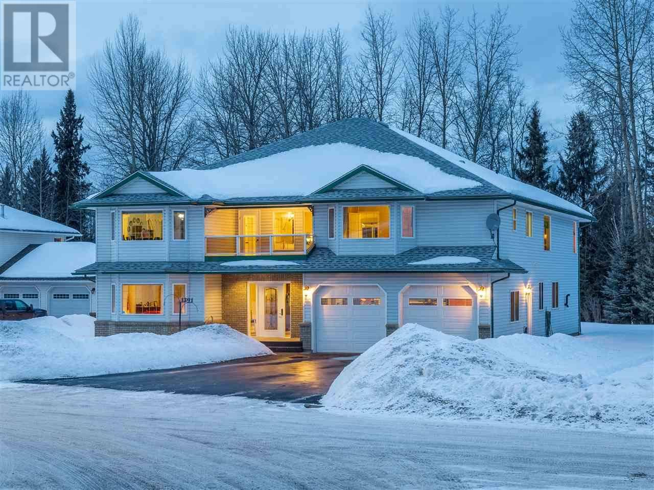 House for sale at 1391 Sunny Point Dr Smithers British Columbia - MLS: R2434856